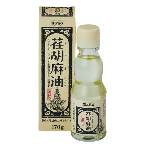 一番搾り 荏胡麻油 170g | 米油(こめ油)といえばボーソー|お米の ...